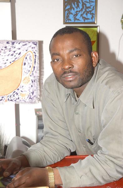 Haitian Lucien Achille