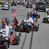 Ryan Hutton/North Adams Tanscript<br /> The Shriners ride in the Cheshire Memorial Day parade.