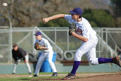 UHS Baseball vs. Santa Rosa