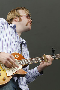 Josh Jackson/The Times-Standard  Blues By the Bay in Halvorsen Park on Sunday.
