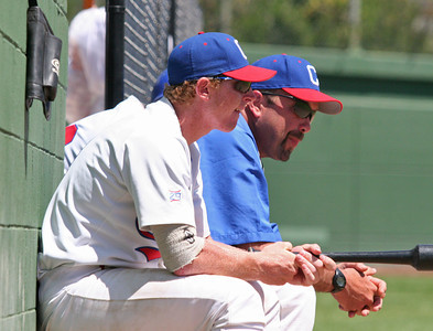 Baseball Crabs Fontanetti A's