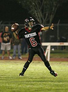 Josh Jackson/The Times-Standard  Friday's game at McKinleyville High School.