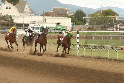 Horse Racing Ferndale County Fair