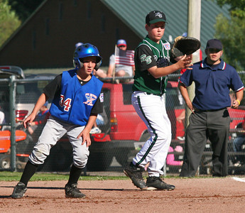 BBB Baseball Little League 12-Year-Old All Stars