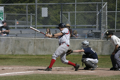 Josh Jackson/The Times-Standard  Game one of Friday's doubleheader at Redwood Fields in Cutten.