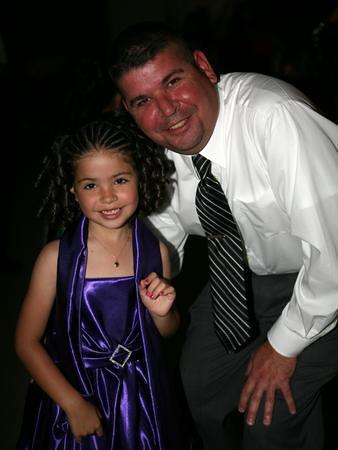 Father-daughter masquerade