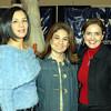 """Exposicion nupcial """"Days of Remembrance"""" en el Centro de Eventos Especiales en El Paso, 21 de enero: Mayra Duran, Angeles Leal y Dorothy Pritasil. Foto: Jesus A. Nava / Especial para El Paso y Mas."""