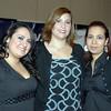"""Exposicion nupcial """"Days of Remembrance"""" en el Centro de Eventos Especiales en El Paso, 21 de enero: Jessica Gonzalez, Sara Sheffler y Monica Ortiz. Foto: Jesus A. Nava / Especial para El Paso y Mas."""