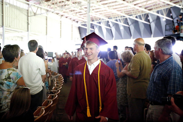 Monument Mountain Graduation