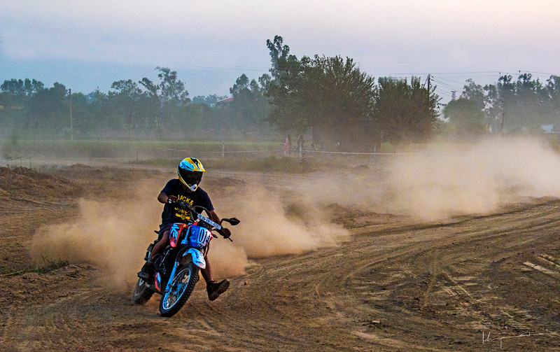 Dirt Biking in Ludhiana