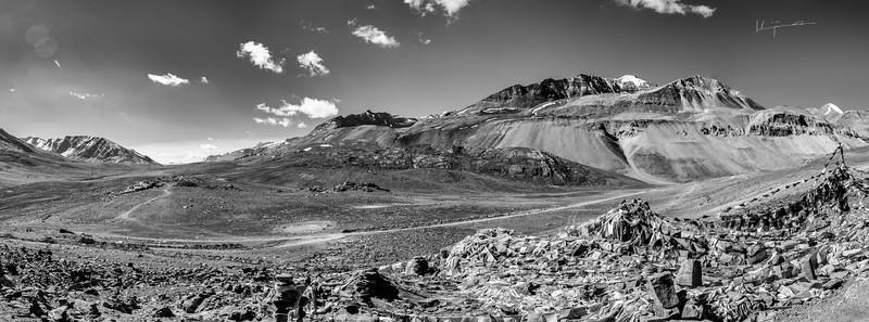 Pano of Baralacha Pass
