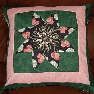 2008 06 Brenda W. Quilt & Pillow