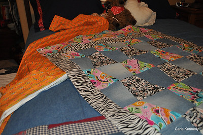 2014 02-07 Kailey's Quilt Top