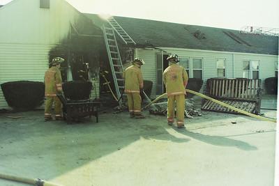 Building Fire Hull Ma. 91A Samoset Ave