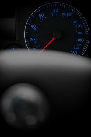 Photo:4-25-2011 Jetta speedometer