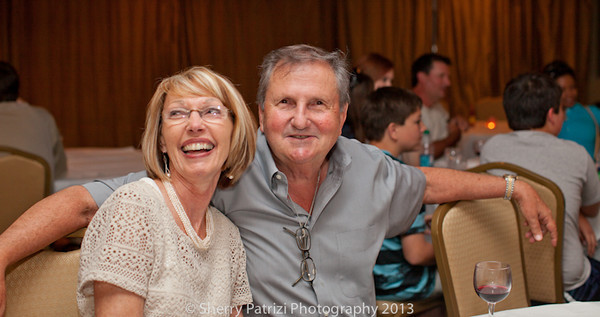 Dan and Rita Patrizi's 50th