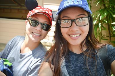Disneyland April 2015