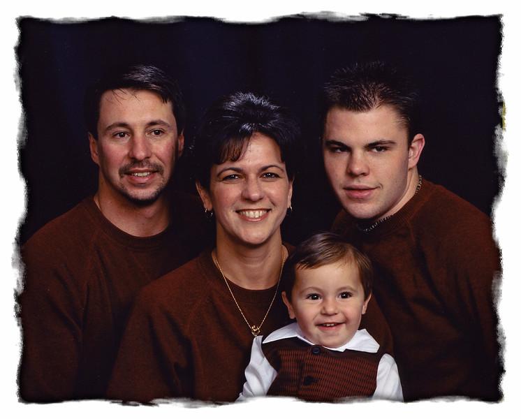 2004-12 Family Portraits