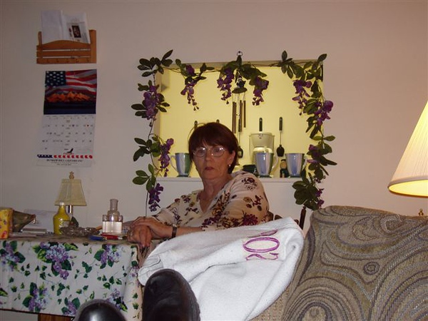2004-03-02 Lorraine's visit from Maui