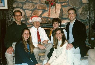 1999 Family Christmas