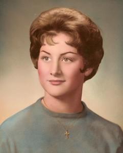 1962 Elaine Hary Graduation