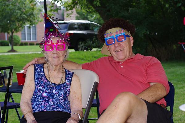 Gordy Sr.'s 70th birthday