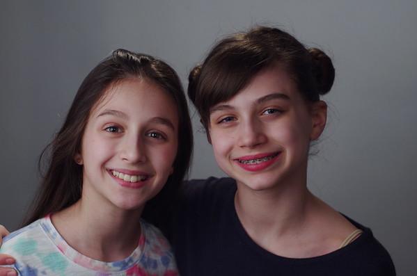 Pellegrinetti Girls
