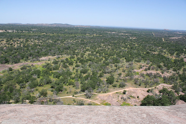 Enchanted Rock Park (Jayson's 26th birthday)