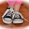 Juliana's concert feet