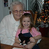 Sophia with her Great Grandma