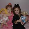 Cousins Madelyn & Sophia