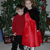 Sophia Rose & Silas Jaxon on Christmas Day