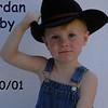 Jordan Colby, Terri & Daniel's middle child, born July 30, 2001.