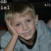 Terri & Daniel's firstborn (and my first grandchild), Jacob Daniel, born April 1, 1998.
