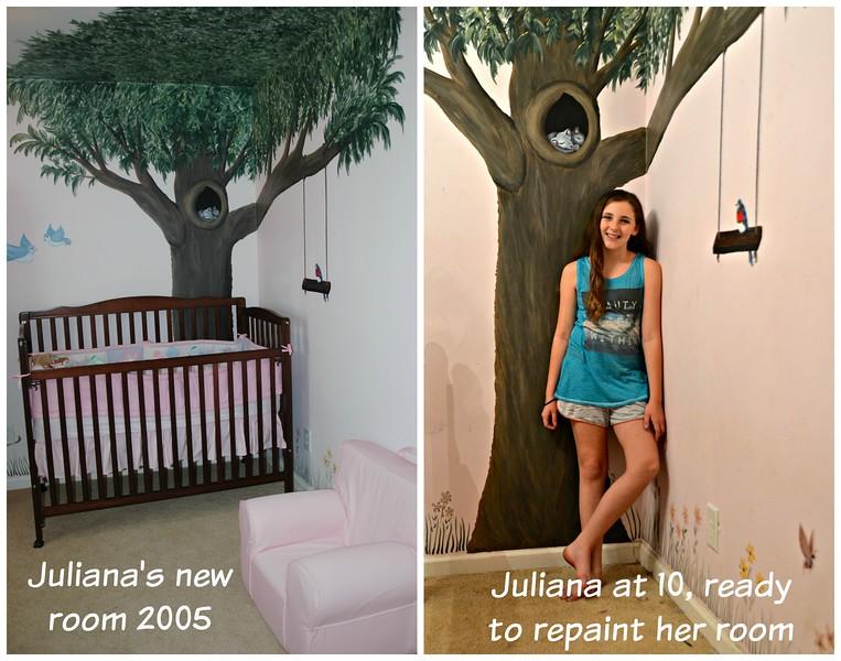 Juliana's Mural