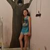 Juliana at 10 years old