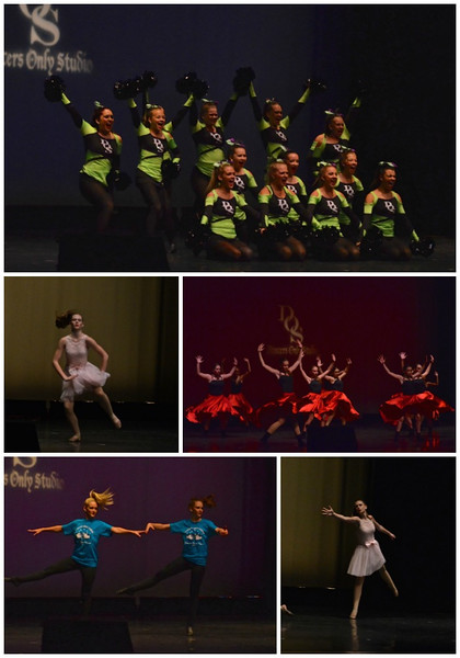 Dance Collage 1