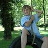 Jacob swings high