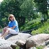 Me at the Hudson River