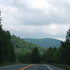 Back roads in Vermont