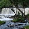 The Falls in Middlebury, Vermont