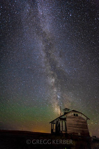 Secret Schoolhouse and the Milky Way. Join us in 2014 (http://www.kerbercustom.com/discoverthelight/workshop/MilkyWay2014.asp)