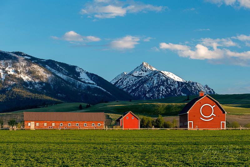 Brennan Ranch, Joseph, Oregon