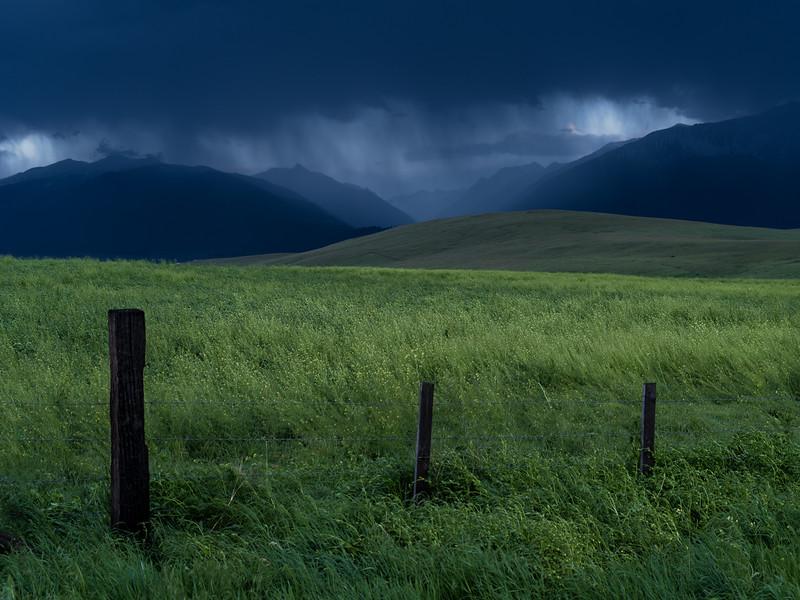 Approaching storm (Wallowa Wanderlust workshop)
