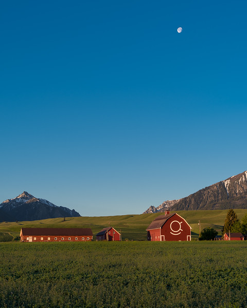 Brennan Ranch (Wallowa Wanderlust workshop)