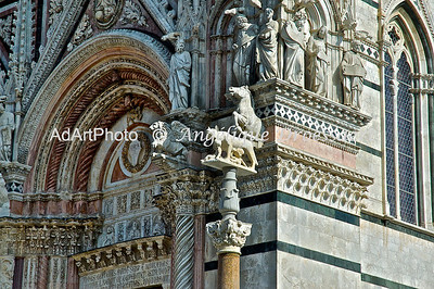 Siena: Cathedral, Italy