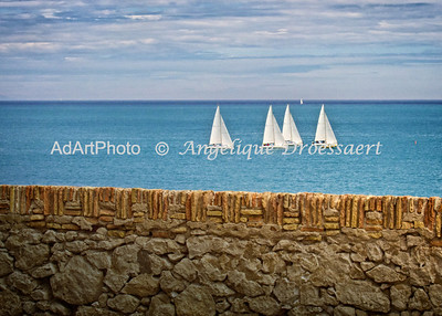 Antibes Sailboats