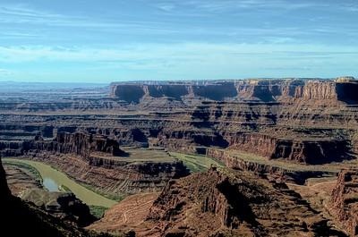 Dead Horse Point - Utah USA