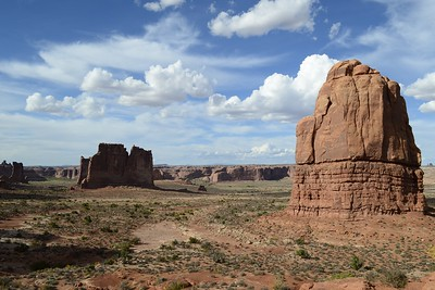 Arches National Park - Utah USA
