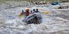 Rafting on the Gallatin River near Big Sky